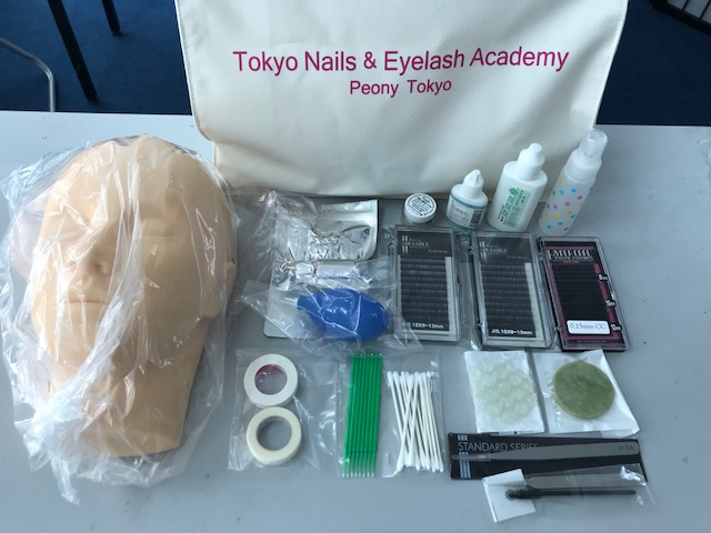 eyelash extension course kit