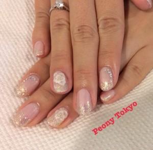 bridal nail 3D